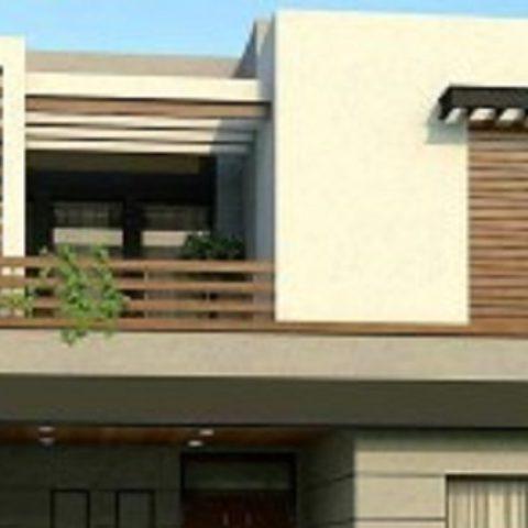 3D front elevation